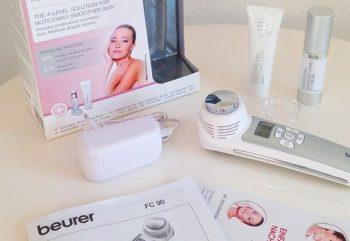 Beurer FC90 Pureo Ionic Skin Care – Aparat de ingrijire faciala