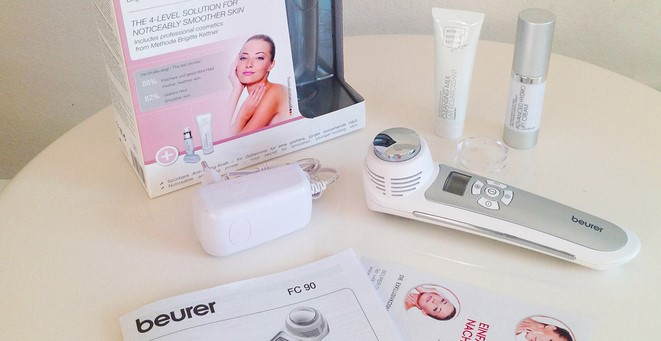 Beurer FC90 Pureo Ionic Skin Care