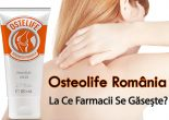 Ostelife – poti sa ai articulatii sanatoase folosind o crema?