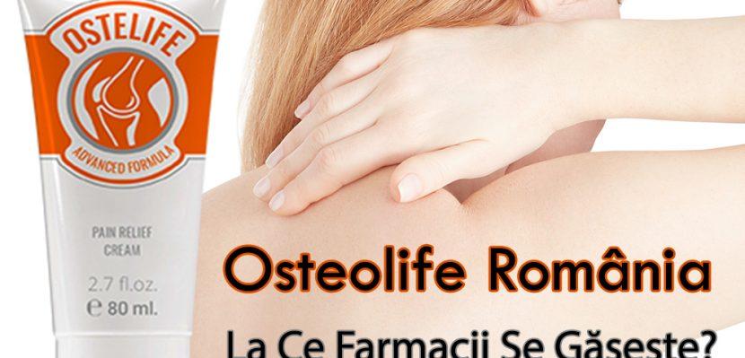 Ostelife – poti sa ai articulatii sanatoase folosind o crema?