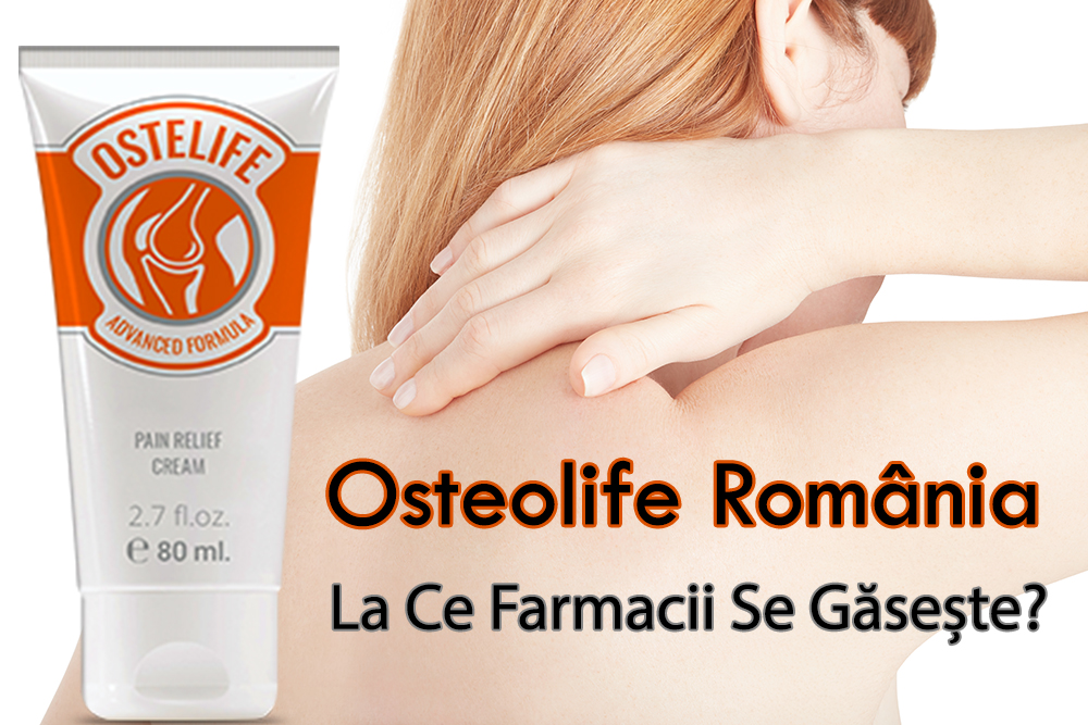 osteolife si dureri de spate cervicale