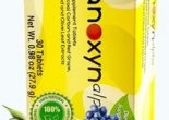 Nanoxyn Alpha – antioxidant puternic